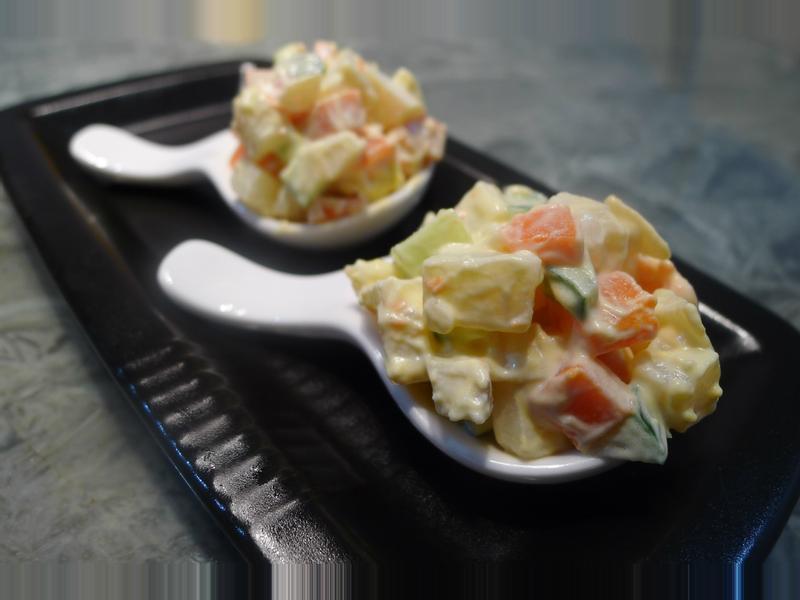 品靚上菜-馬鈴薯沙拉