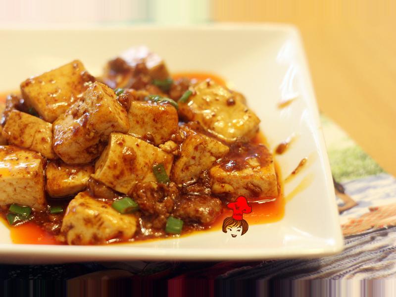 十分鐘料理系列 - 偷吃步之麻婆豆腐 Ma Puo Tofu