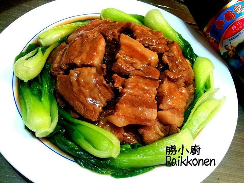 梅干扣肉【李錦記舊庄特級蠔油125週年】