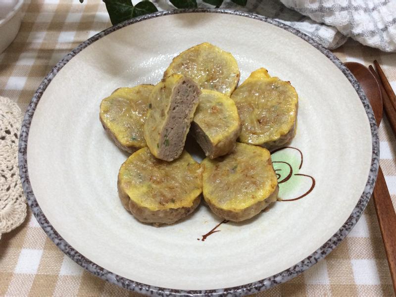 韓式牛肉煎餅(육원전) 吃出健康自己做