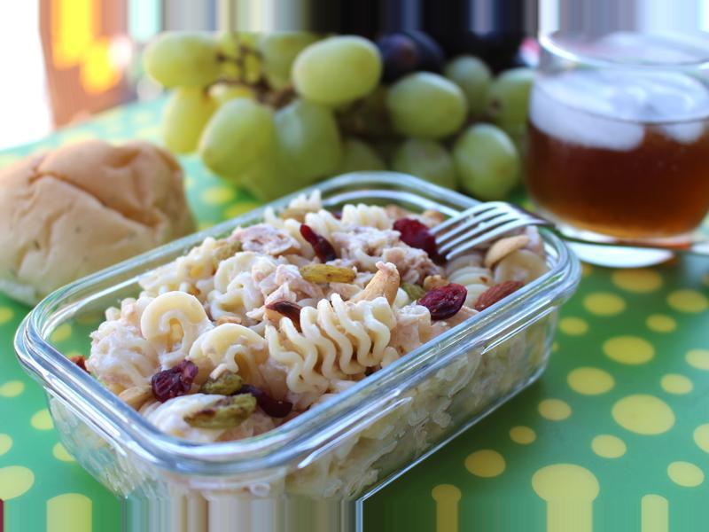 【家宴 佳宴】有著豐富層次感的 堅果鮪魚沙拉