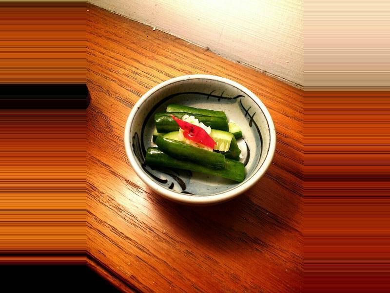 ♥肥肥舒的mama味♥涼拌小黃瓜