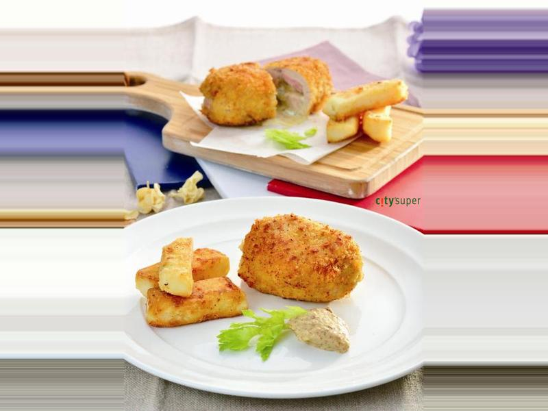 【法國美食】法國藍帶豬排