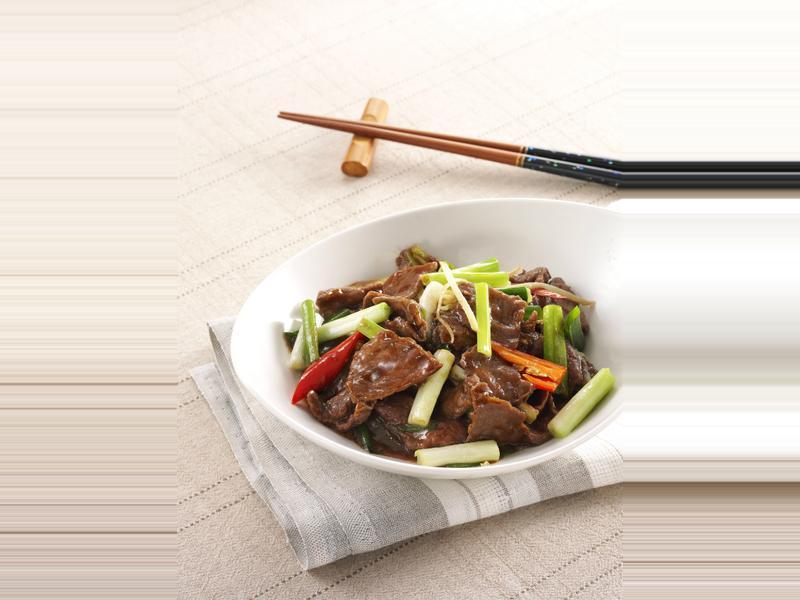 【李錦記125年蠔料理】蠔油炒牛肉