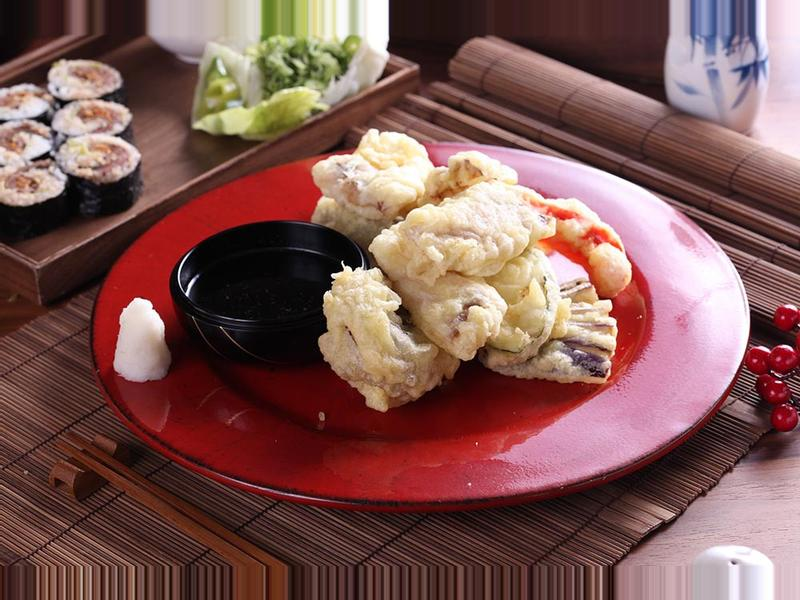<湯瑪仕幸福食堂>鯛魚天婦羅