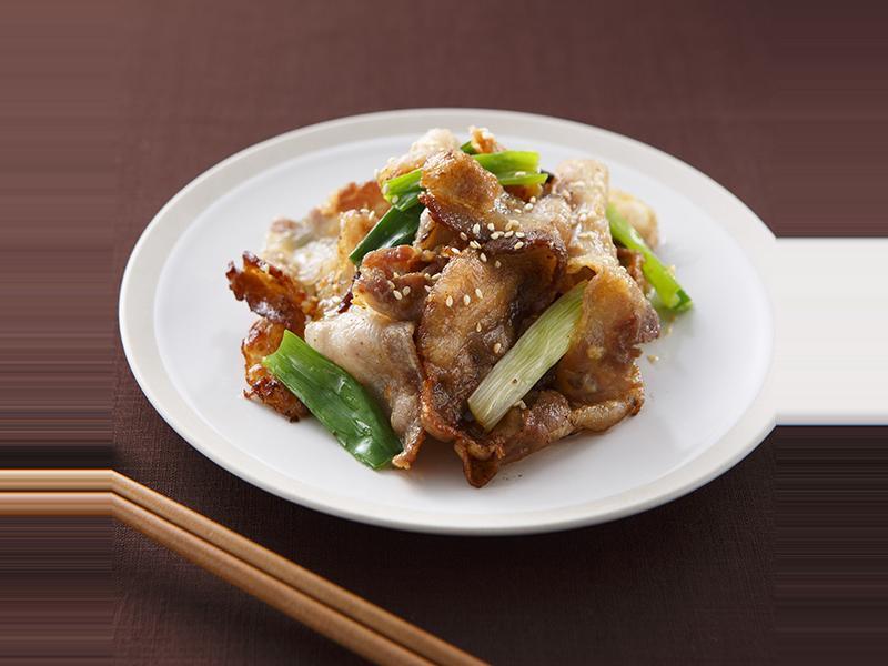 味噌豬五花肉(免用油)
