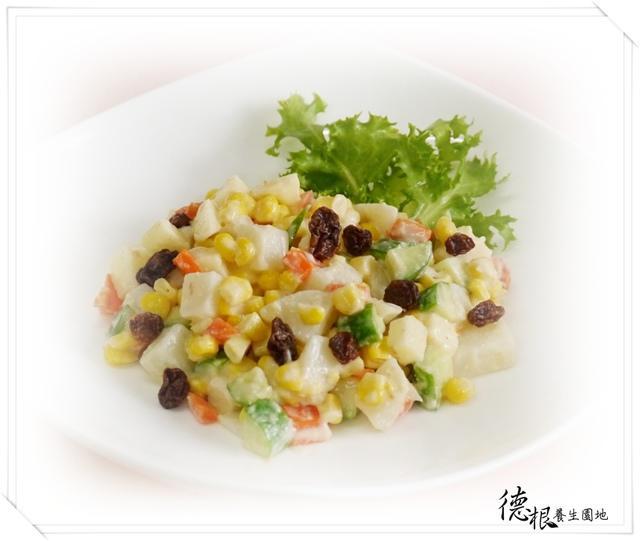 低熱量蔬果沙拉