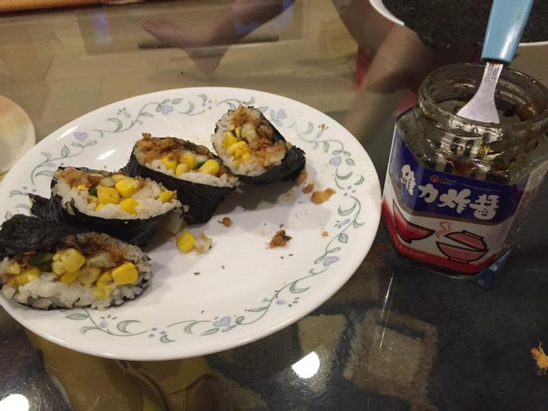 5分鐘做壽司  『維力炸醬』