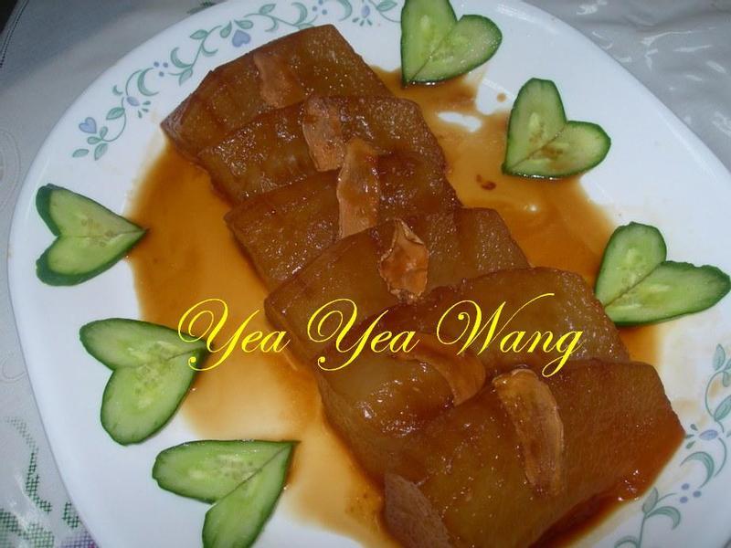 [泰山第一道冷壓橄欖油](素)甘霞色香魯冬瓜