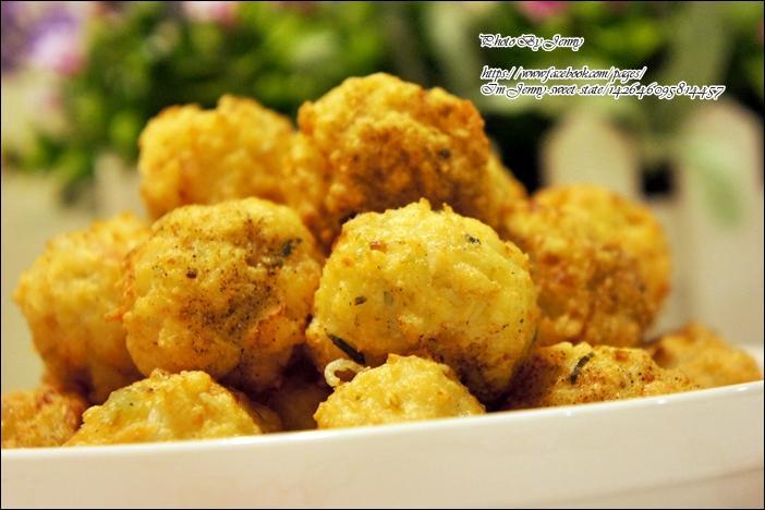 蒟蒻豆腐蝦球