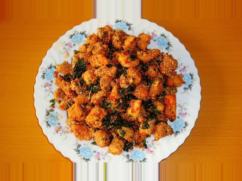 <臺菜>鹽酥雞