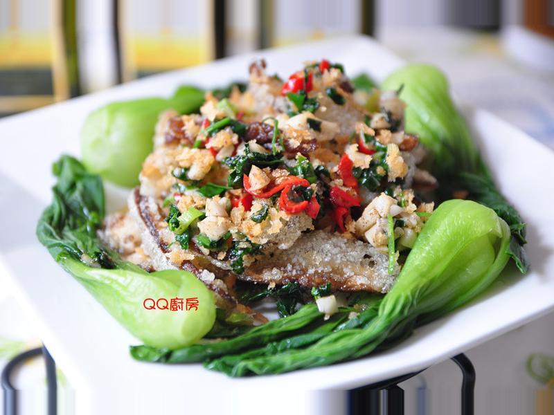 【健康廚房 黃金大廚10分鐘出年菜】蒜香椒鹽鮮香菇