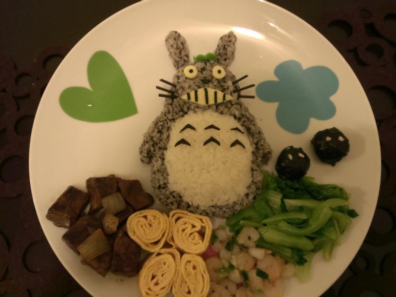 米媽愛玩飯~豆豆龍.