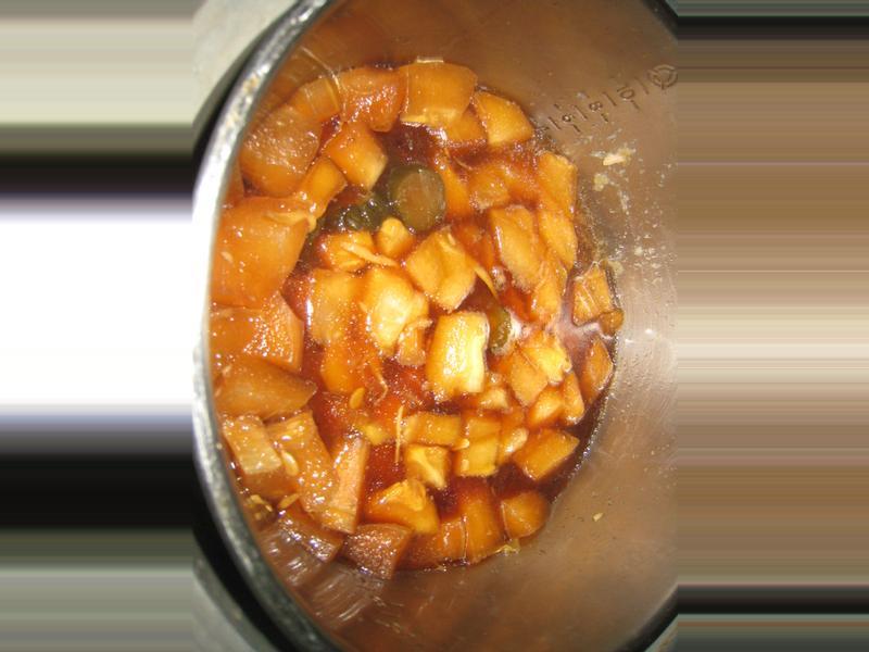 悶燒冬瓜~淬釀決勝料理