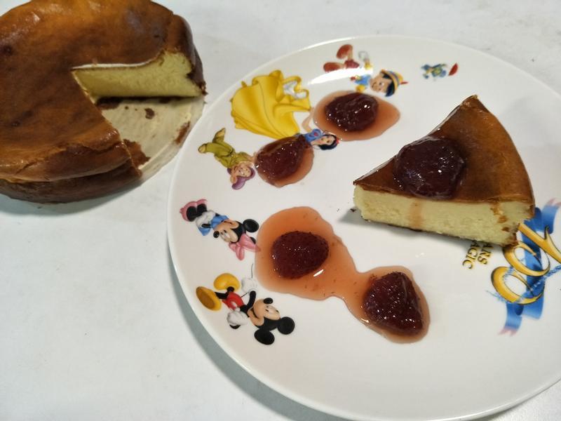 專業版 巴斯克乳酪蛋糕