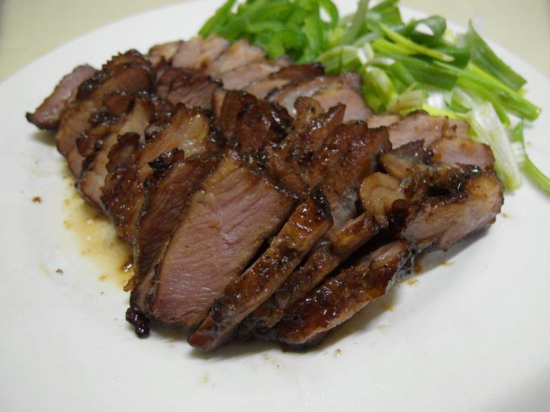簡單又健康,自製蜜汁叉燒肉