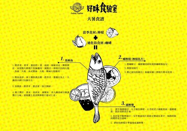 【迪化街x大暑節氣】嚼檸檬(檸檬扎片)