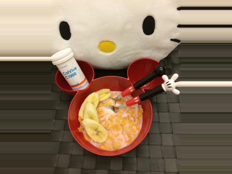 『諾鈣C發泡錠』酸甜好滋味優格繽紛樂