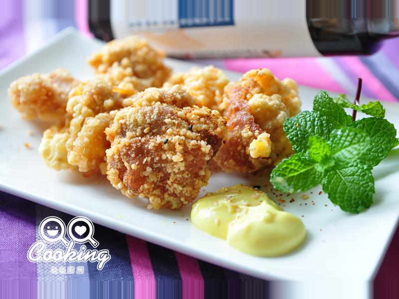 日式風味炸雞【淬釀日式下午茶點】