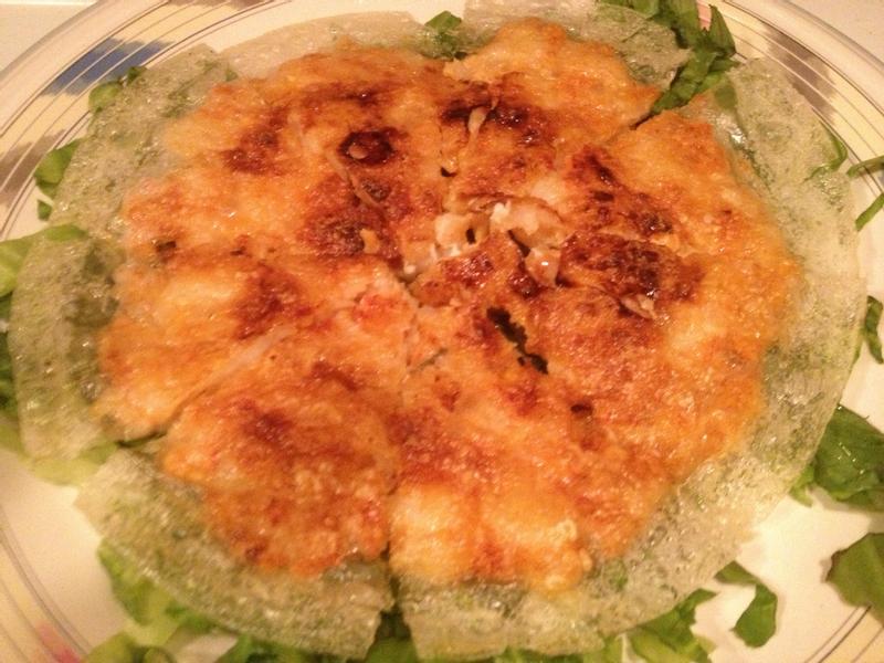姊姊的月亮蝦餅
