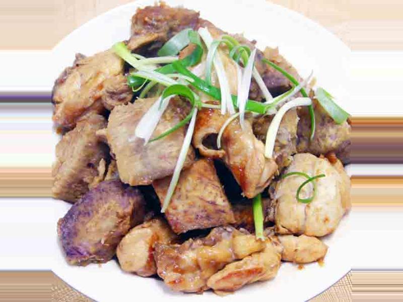 【厚生廚房】芋頭燒雞