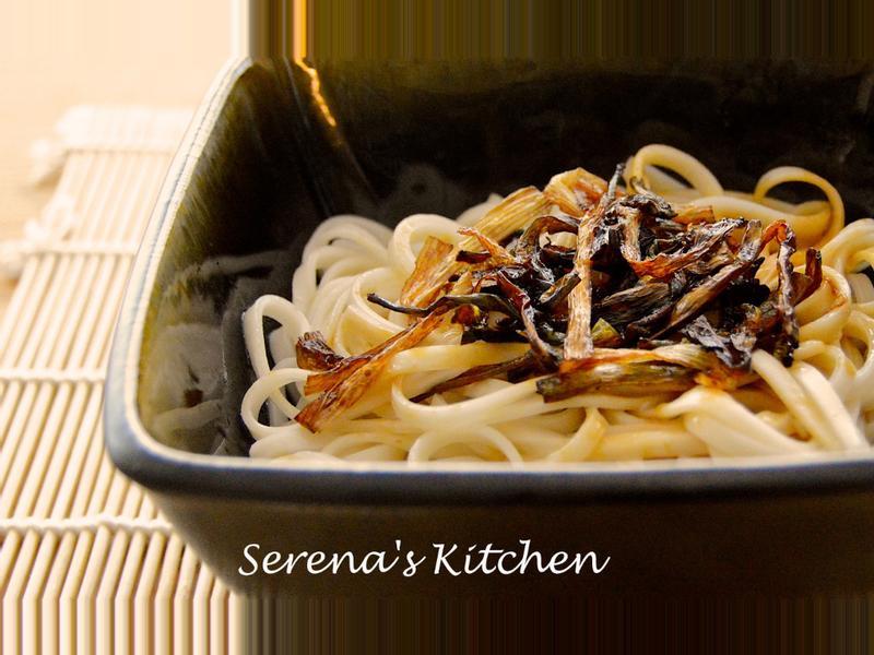 [Serena上菜]上海蔥油拌麵