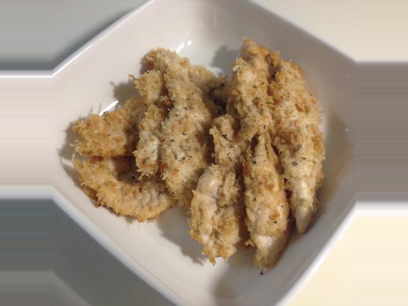 無油炸雞(柴柴的雞胸肉變好吃了!)
