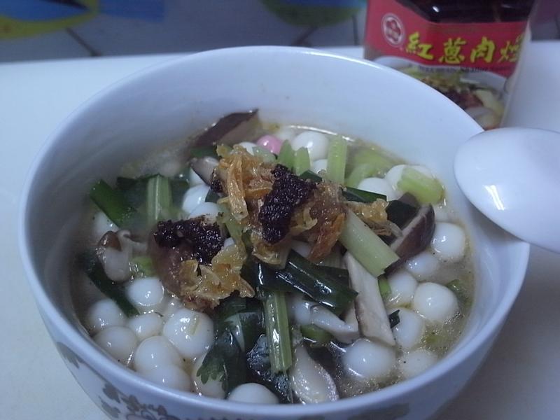 『牛頭牌端午好香拌』傳統客家湯圓