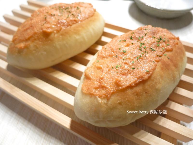 明太子軟式法國麵包