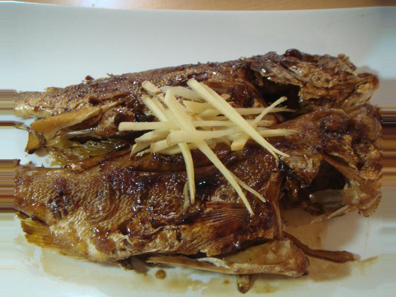 125年李錦記舊庄特級蠔油「蠔醬燒魚」
