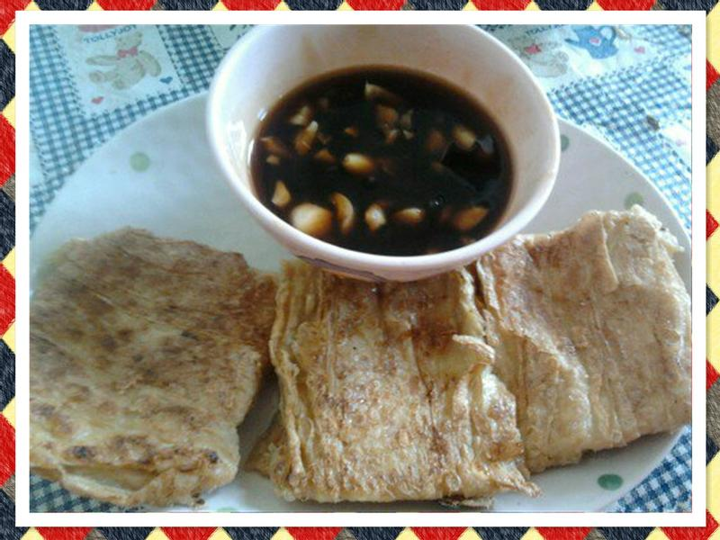 Y芬的小廚房--香酥豆包