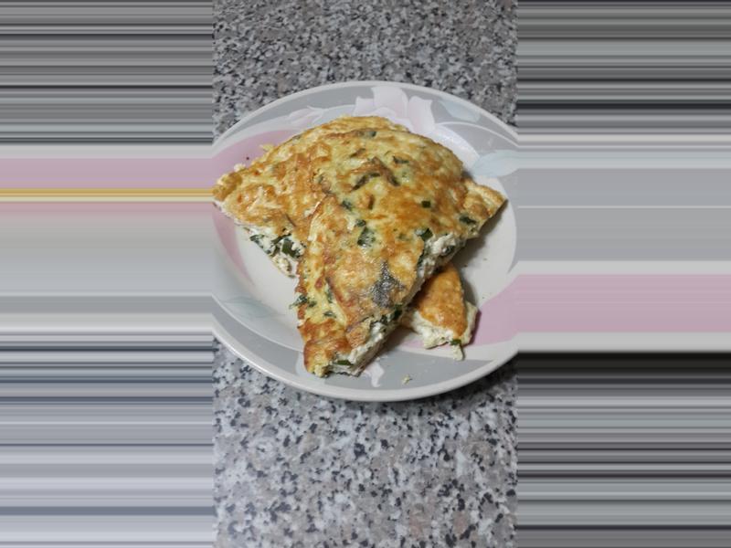 雞蛋豆腐烘蛋
