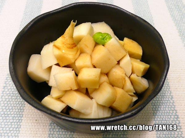 《綠竹筍1》中式芥末竹筍沙拉
