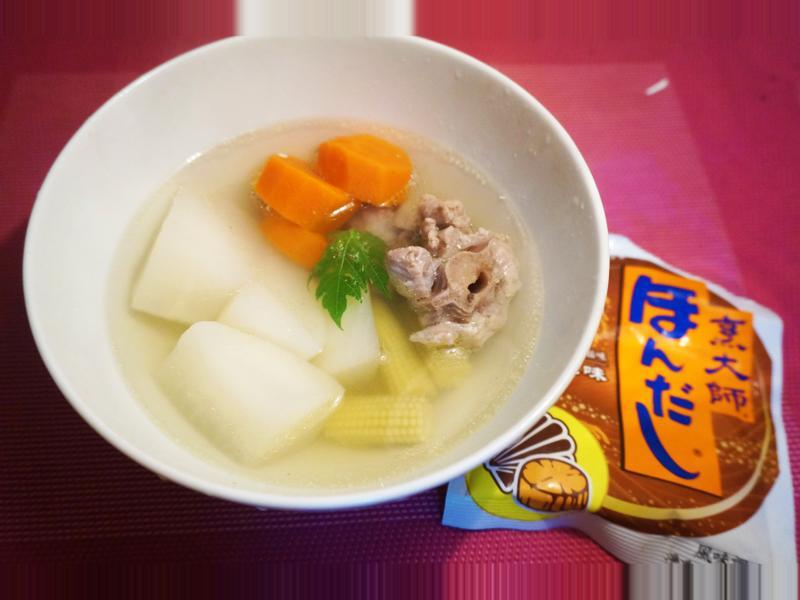台式蘿蔔排骨湯--烹大師時食饗宴