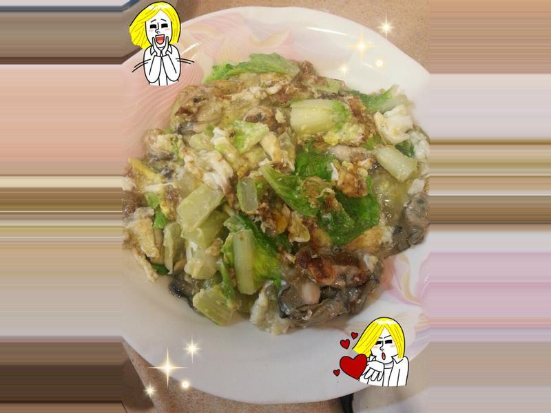 Eva♥料理◈蚵仔煎