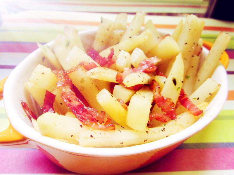 薯條(快速、簡單免用油)