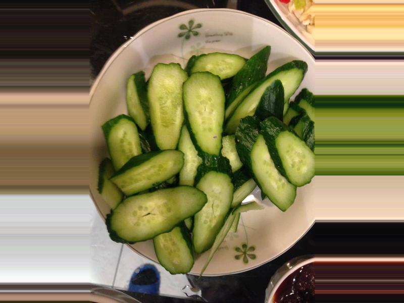 辣炒小黃瓜