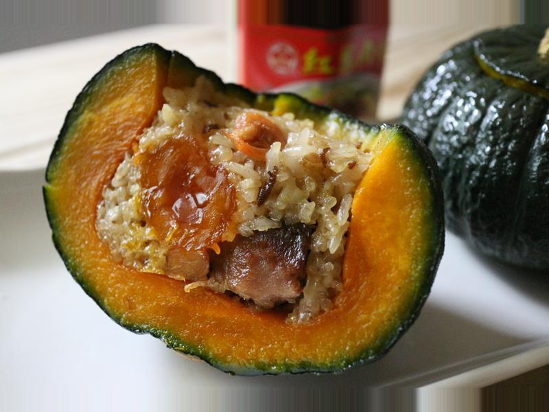 南瓜北部粽-紅蔥肉燥【牛頭牌端午好香拌】