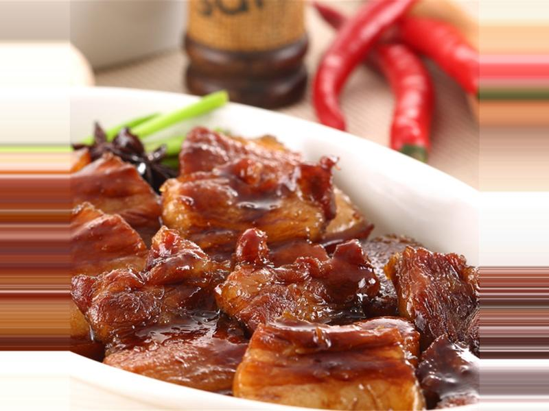 台灣豬肉》香滷豬五花