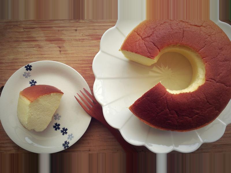 蜂蜜棉花蛋糕