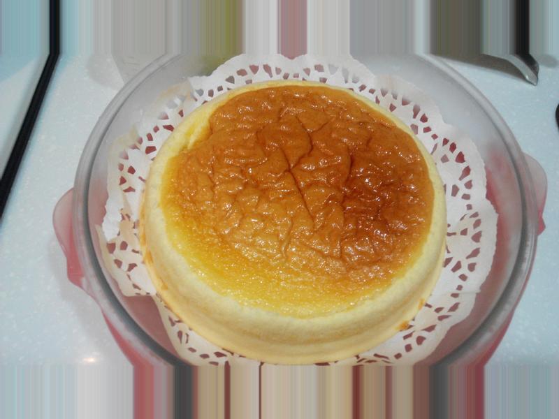 戚風起司蛋糕(起司片配方)