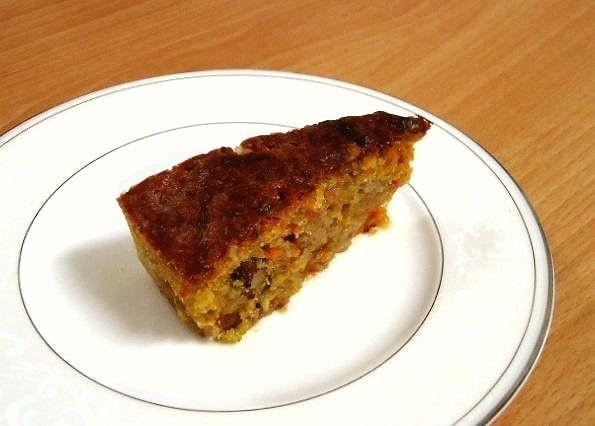 【英式】紅蘿蔔堅果蛋糕