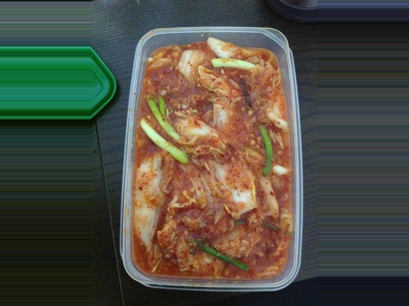 [紅豆廚房] 自己醃!韓國泡菜