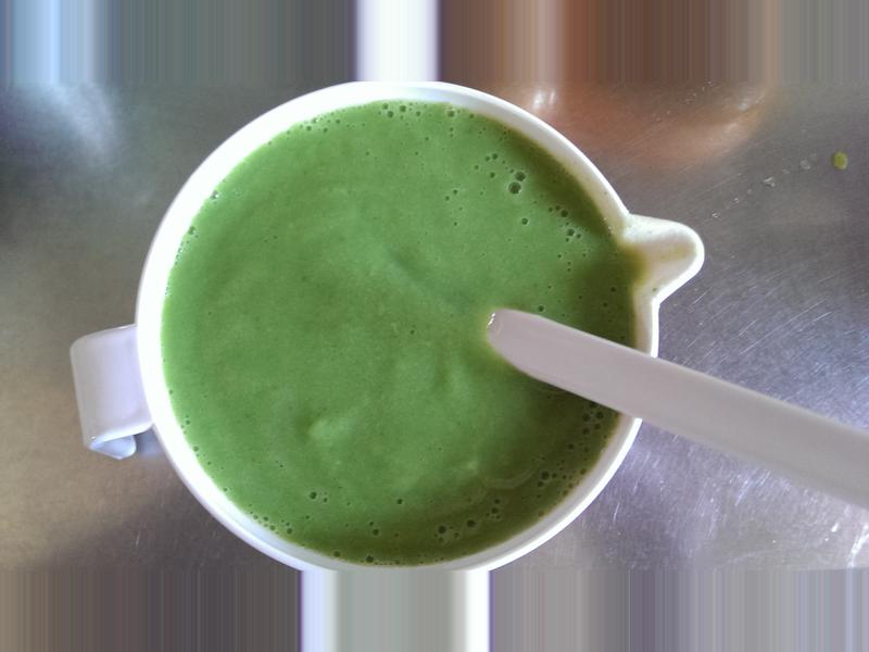 噗噗寶貝4M副食品~綠花椰菜泥