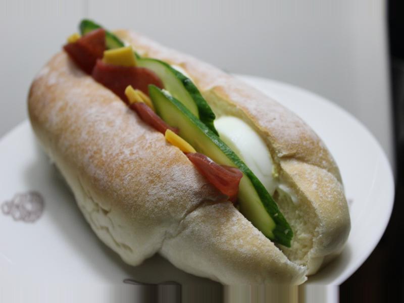 拖鞋麵包【烘焙展食譜募集】