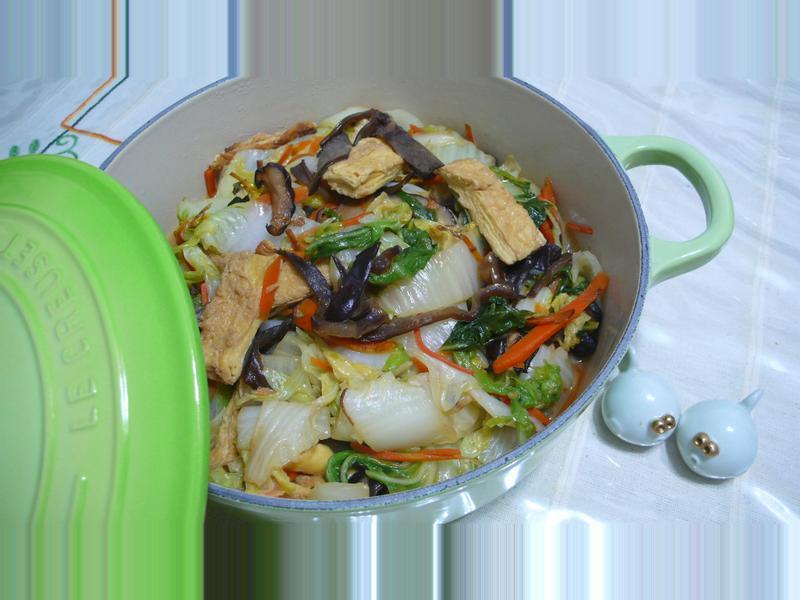 lanni 白菜滷