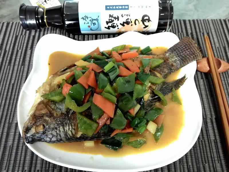 魚燒魚【淬釀決勝料理】