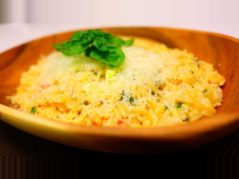 [A cook] 蕃茄帕馬森米形義大利麵