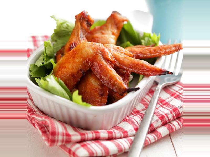 美式辣烤雞翅