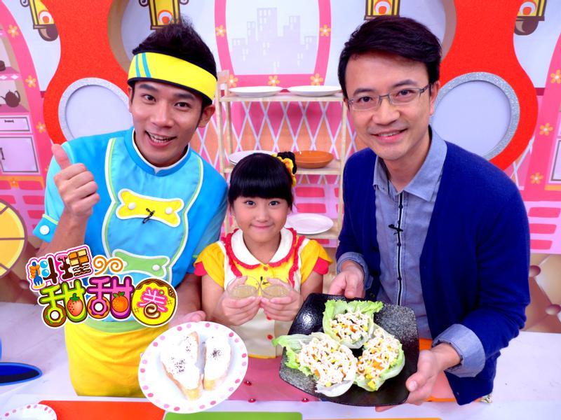 料理甜甜圈【豆漿點心】無毒乳酸菌點心